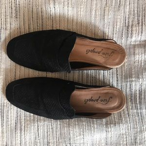 Free People At Ease Mules size 39